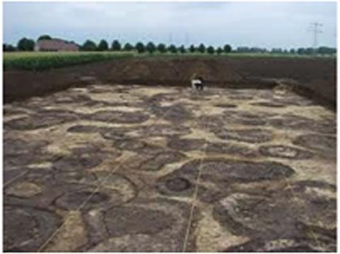 archeologische laag