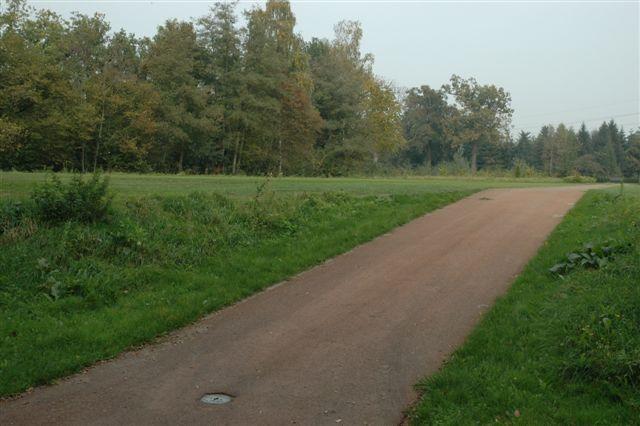 foto van de verhoogde ligging van de boskamers