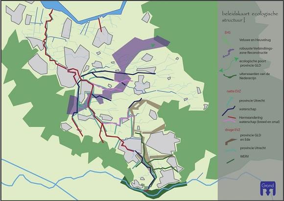 ecologische structuurkaart
