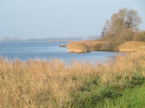 foto van IJsselmeer