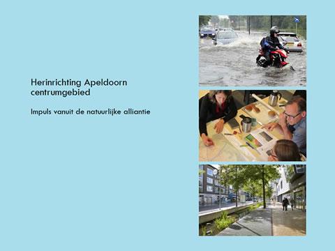 voorkant rapport klimaatatelier Apeldoorn