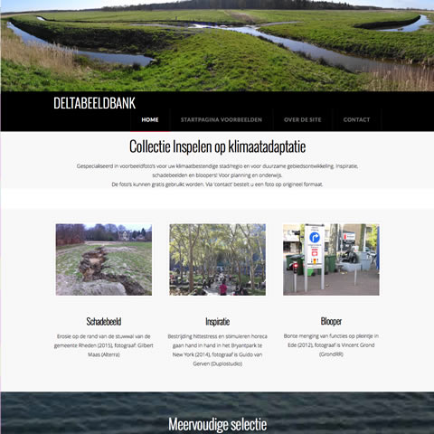 homepage deltabeeldbank