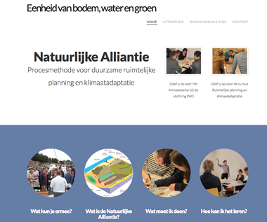 homepage natuurlijke alliantie