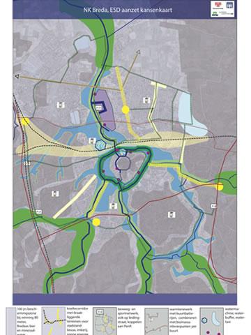 kansenkaart Breda
