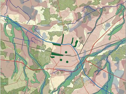 regiokaart