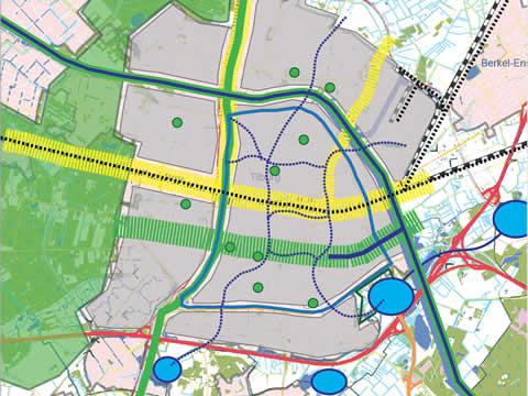 stadsvisie Tilburg